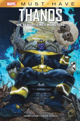 Thanos - Die Geburt eines Monsters