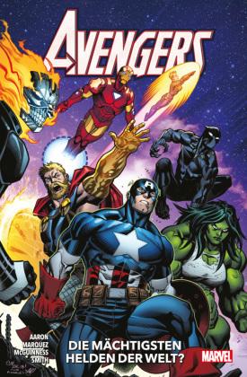 Avengers - Neustart - Die mächtigsten Helden der Welt?