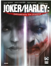 Joker/Harley Quinn: Psychogramm des Grauens