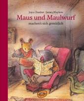 Maus und Maulwurf machen sich's gemütlich (Bd. 2)