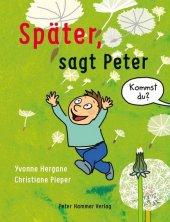 Später, sagt Peter Cover