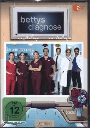 Bettys Diagnose, 5 DVD