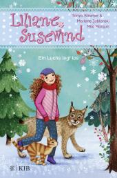 Liliane Susewind - Ein Luchs legt los Cover