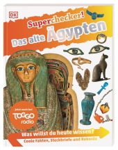 Superchecker! Das alte Ägypten Cover