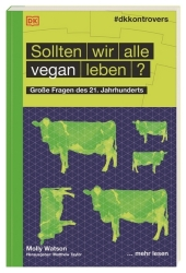 #dkkontrovers. Sollten wir alle vegan leben? Cover