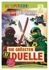 SUPERLESER! LEGO® NINJAGO® Die größten Duelle