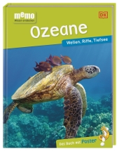 memo Wissen entdecken. Ozeane Cover