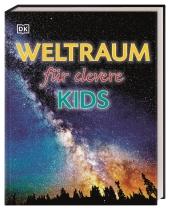 Weltraum für clevere Kids Cover