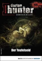 Dorian Hunter 45 - Horror-Serie