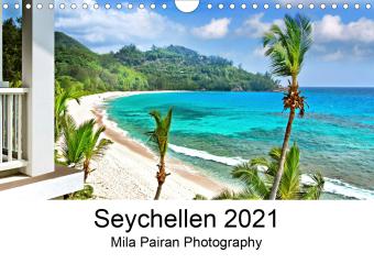 Seychellen Paradies 2021 (Wandkalender 2021 DIN A4 quer)