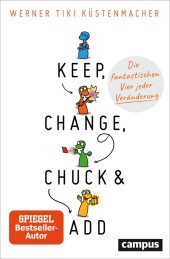 Keep, Change, Chuck & Add Cover