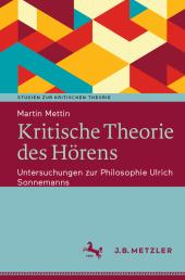 Kritische Theorie des Hörens; .