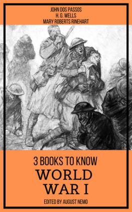 3 books to know World War I