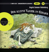 Der kleine Vampir in Gefahr, 1 Audio-CD, MP3 Cover