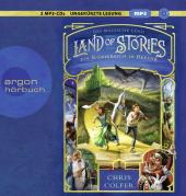 Land of Stories: Das magische Land - Ein Königreich in Gefahr, 2 Audio-CD, MP3