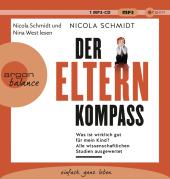 Der Elternkompass, 1 Audio-CD, MP3