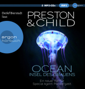 Ocean - Insel des Grauens, 2 Audio-CD, MP3