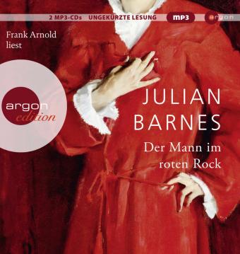Der Mann im roten Rock, 2 Audio-CD, MP3