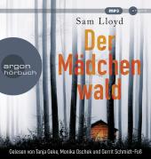 Der Mädchenwald, 1 Audio-CD, MP3