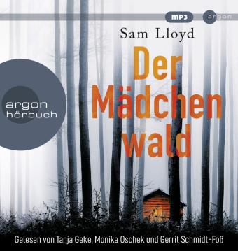 Der Mädchenwald, MP3-CD