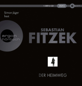 Der Heimweg, 1 Audio-CD, MP3 Cover