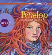 Penelop und die zauberblaue Nacht, 1 Audio-CD, MP3