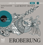 Eroberung, 2 Audio-CD, MP3 Cover
