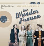 Die Wunderfrauen, 2 Audio-CD, MP3