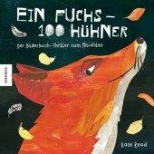 Ein Fuchs - 100 Hühner Cover
