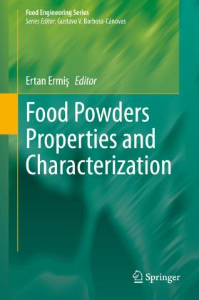 Food Powders Properties and Characterization