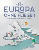Lonely Planet Europa ohne Flieger Cover