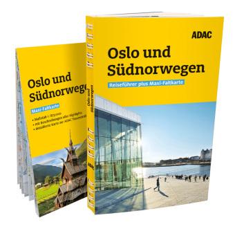 ADAC Reiseführer plus Oslo und Südnorwegen