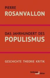 Das Jahrhundert des Populismus Cover