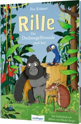 Rille: Die Dschungelfreunde sind los!