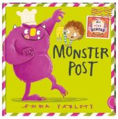Monsterpost Cover