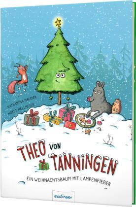 Theo von Tanningen, Volume 2