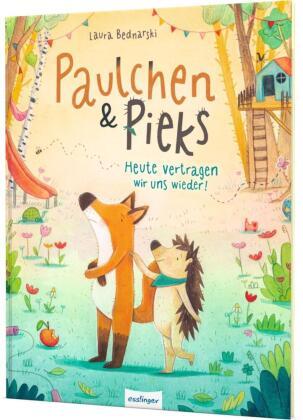 Paulchen und Pieks: Heute vertragen wir uns wieder!