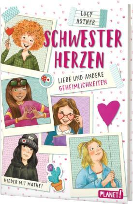 Schwesterherzen: Liebe und andere Geheimlichkeiten