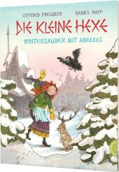 Die kleine Hexe. Winterzauber mit Abraxas Cover