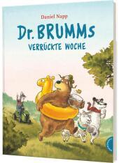 Dr. Brumm: Dr. Brumms verrückte Woche Cover