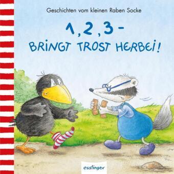 Der kleine Rabe Socke: 1, 2, 3 - bringt Trost herbei!