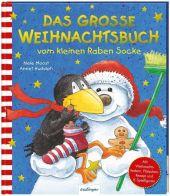 Das große Weihnachtsbuch vom kleinen Raben Socke Cover