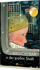 Unsichtbar in der großen Stadt Cover