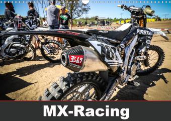 MX-Racing (Wandkalender 2021 DIN A3 quer)