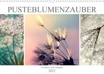 PusteblumenZauber (Wandkalender 2021 DIN A3 quer)