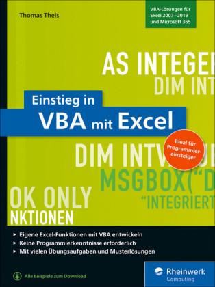 Einstieg in VBA mit Excel