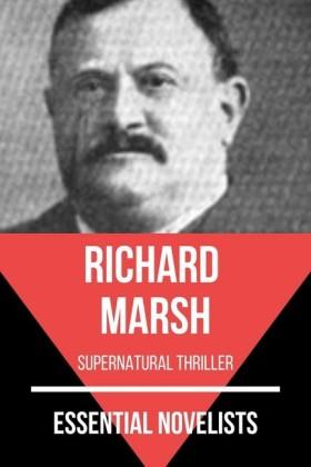 Essential Novelists - Richard Marsh