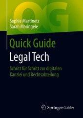 Quick Guide Legal Tech