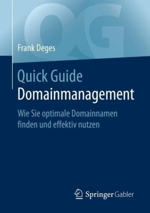 Quick Guide Domainmanagement