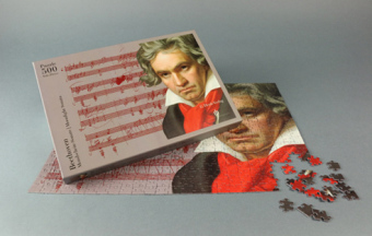 Beethoven Mondscheinsonate (Puzzle)